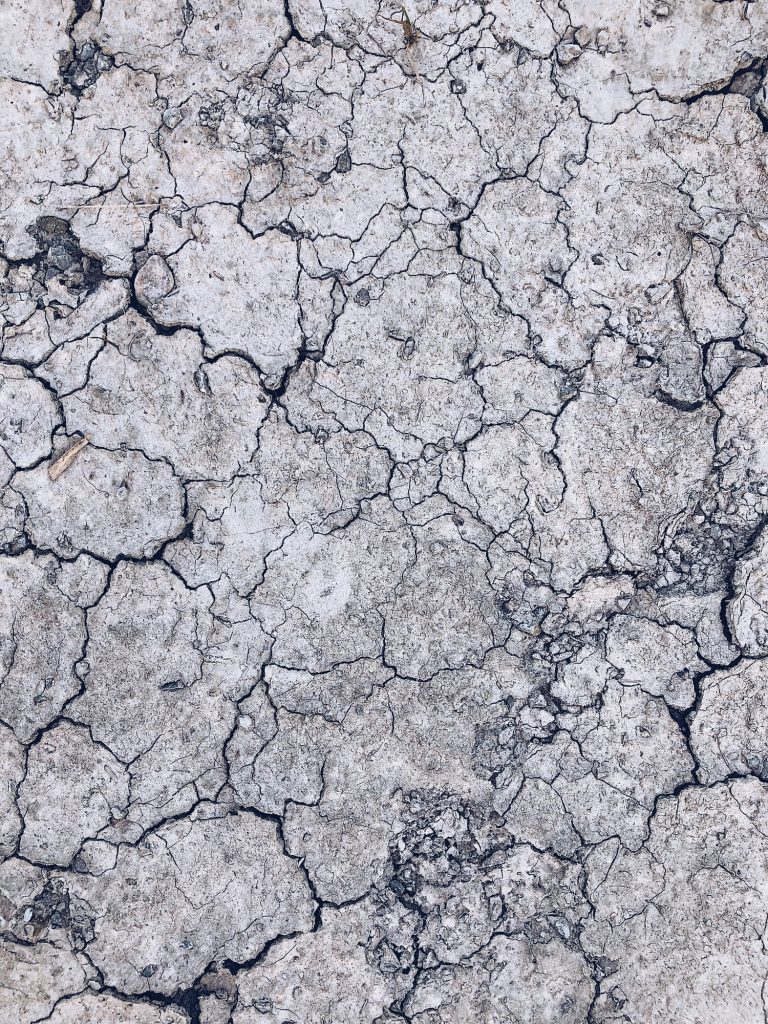 Cracked soil, earth, ground, drought, dry, environment, climate change
